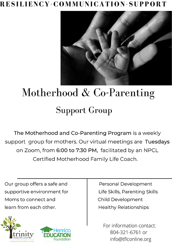 TFLC HEF Motherhood Flier General 2020.j