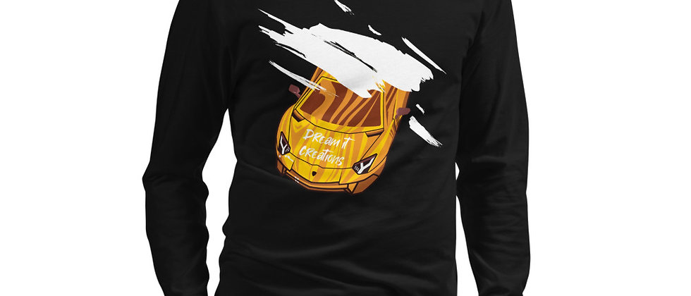 Golden Lambo Long Sleeve
