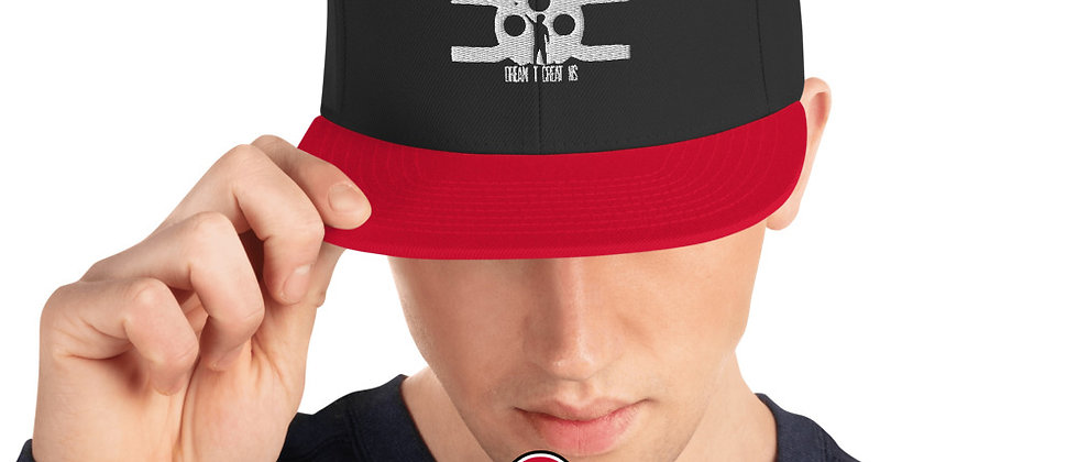 Classic D.I.C Snapback Hat