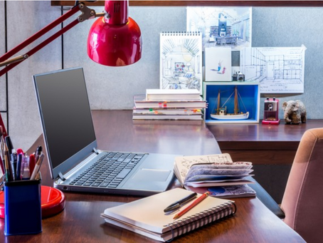 HOME OFFICE: 5 dicas para ser ainda mais produtivo