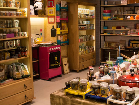 Casa Cook: Empreendedorismo Criativo