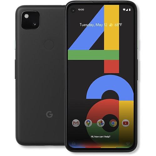 Google Pixel 4a (UK) 128GB+6, Just Black