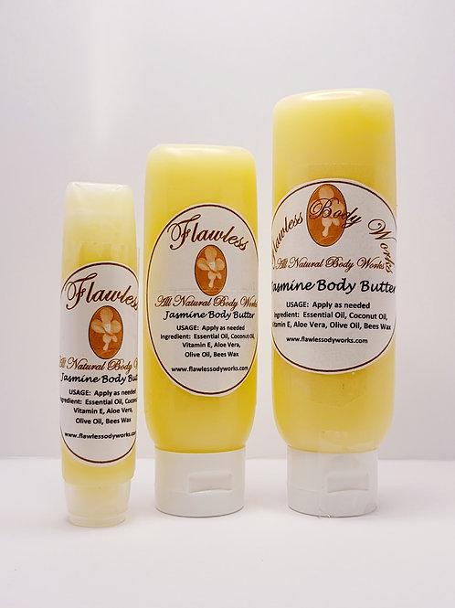 Flawless Body Works Body Butter Tubes 2oz, 6oz, & 8oz