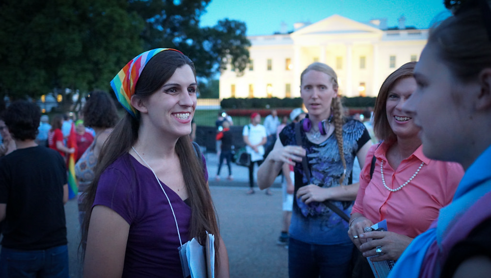 Photo by Ted Eytan: Danica Roem, our first openly transgender delegate