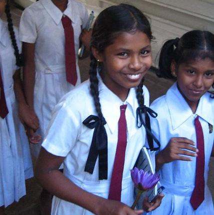 Help educate girls worldwide