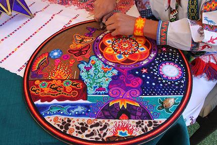 Help preserve Huichol Indigenous Arts