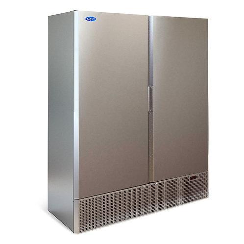 Холодильный шкаф Капри 1,5М (нерж.)