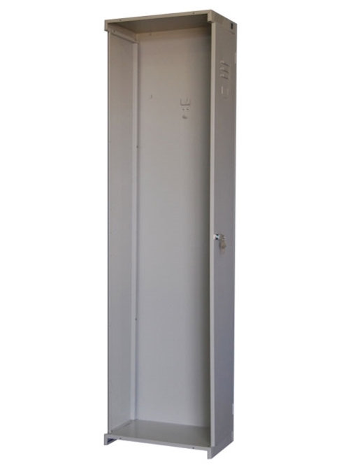 Металлический шкаф для одежды ШРС-11дс-300