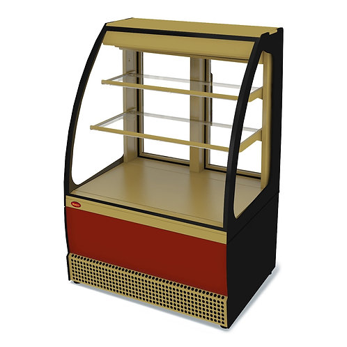 Холодильная витрина Veneto VS-0,95 (краш.) статика