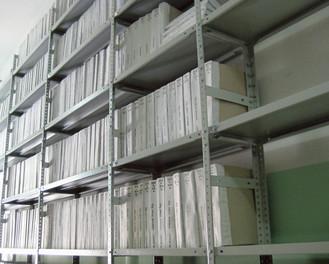 Архивные стеллажи ZARUS