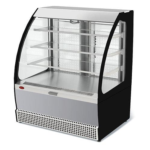 Холодильная витрина Veneto VSo-1,3 (нерж.)