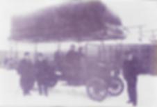Bilde 160 Gassdreven bil med ballong på