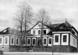 Stiftsgården i Bergen