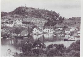 Moster på Bømlo
