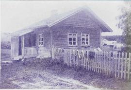 Husmannsplass under gården Fenstad i Nes på Romerike