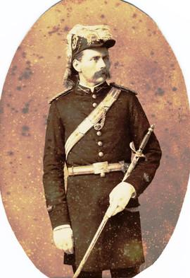 Kristian Rasmussen Skarpeid i USA