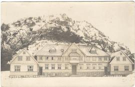 Agder folkehøyskole på Tangvall Søgne