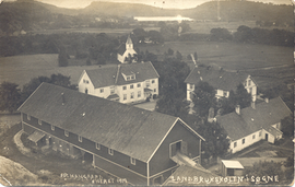 Søgne landbruksskole, 1919