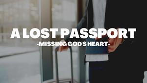 A Lost Passport