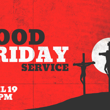 CANCELLED - Good Friday Service