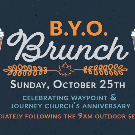 BYO Brunch: Waypoint/Journey Anniversary Celebration