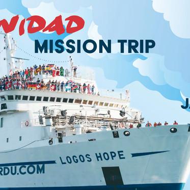Logos Hope Trinidad Mission Trip