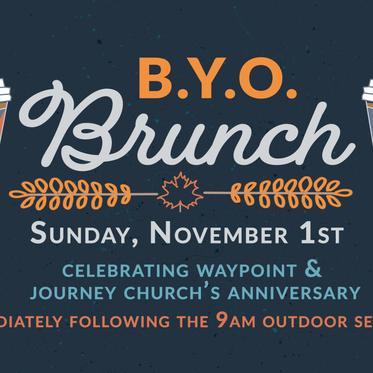 BYO Brunch: Waypoint/Journey Anniversary Celebration - UPDATED!