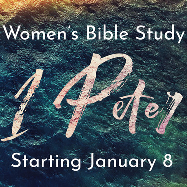 Women's Bible Study - 1 Peter