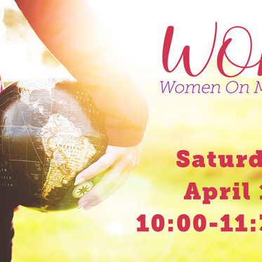 Women on Mission (WOM) Meeting