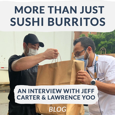 More Than Just Sushi Burritos: An Interview with Jeff Carter and Lawrence Yoo