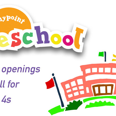 Waypoint Preschool Fall Openings!