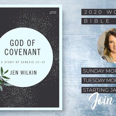 God of Covenant - 2020 Women's Bible Study