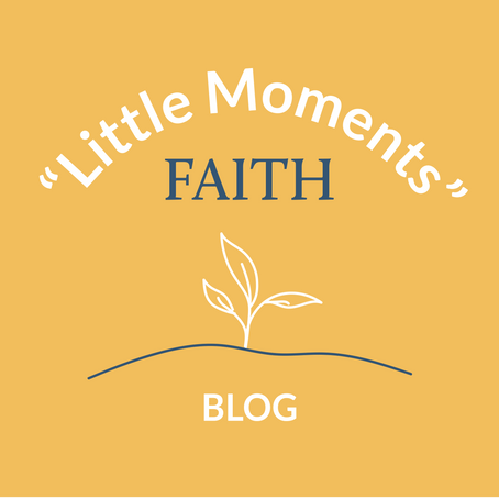 """Little Moment"" Faith"