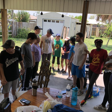 My Experience on the Waypoint Youth Mission Trip