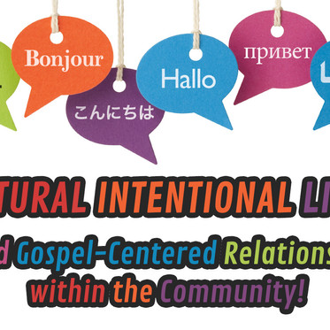 Cross-Cultural Intentional Living (CCIL)