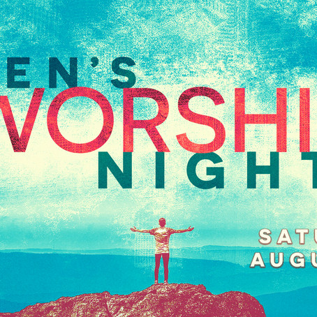 Men's Worship Night