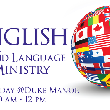 ESL Ministry - English as a Second Language