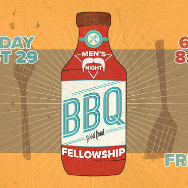 Men's Night: BBQ Fellowship