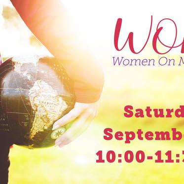 WOM (Women on Mission)