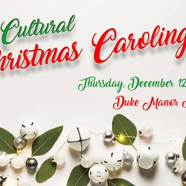 Cross-Cultural Christmas Caroling
