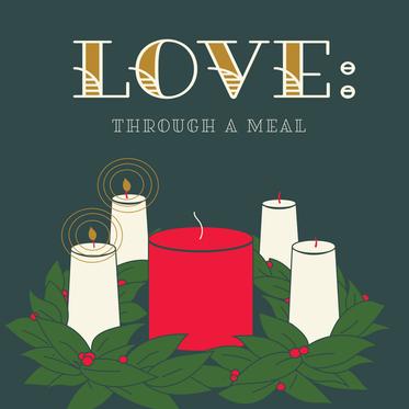Love through a Meal