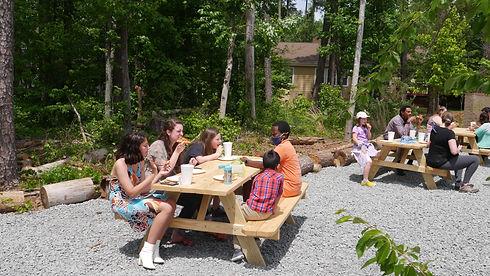 eating outside.JPG