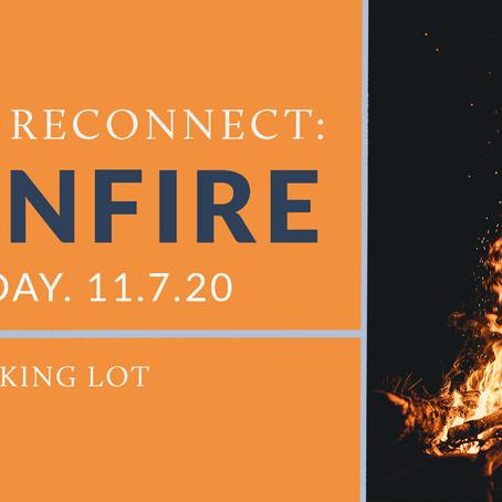 Men's Reconnect: Bonfire