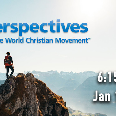 Perspectives - Discipleship Course