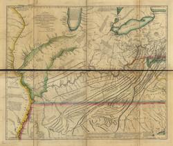 1778 - A new map of the western parts of Virginia, Pennsylvania, Maryland, and North Carolina