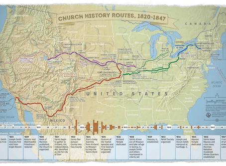 Church History Maps