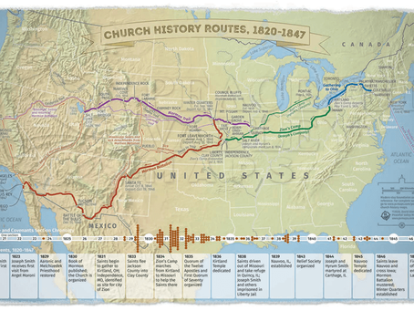 Church History Maps