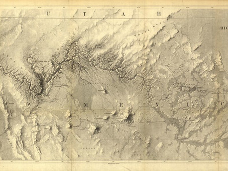 Historical Maps Featuring Rivers