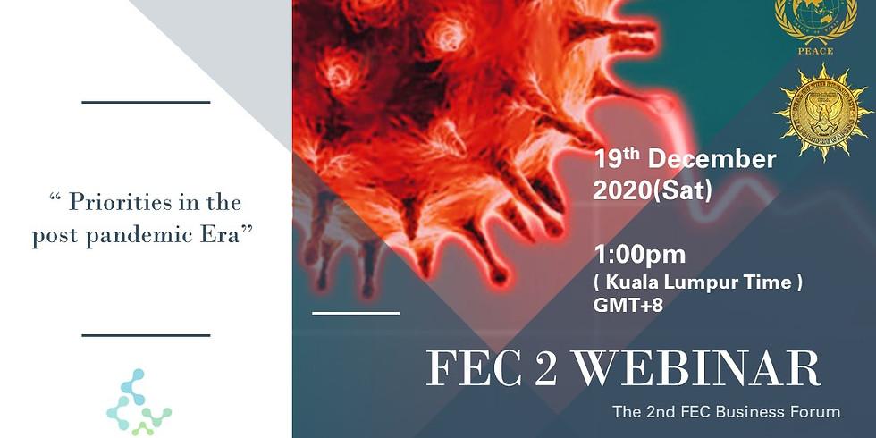 The 2nd FEC Business Forum