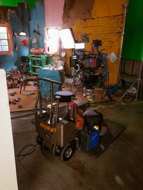"""""""Garbage Castle"""", FX Pilot"""